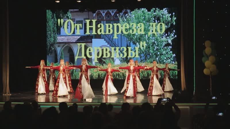 В Акъяре впервые после самоизоляции провели крымскотатарский концерт