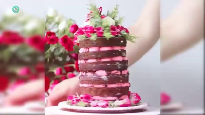 15 Amazing Chocolate Cakes Decorating