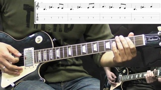 Tool - Prison Sex - Guitar Lesson (with TABS)