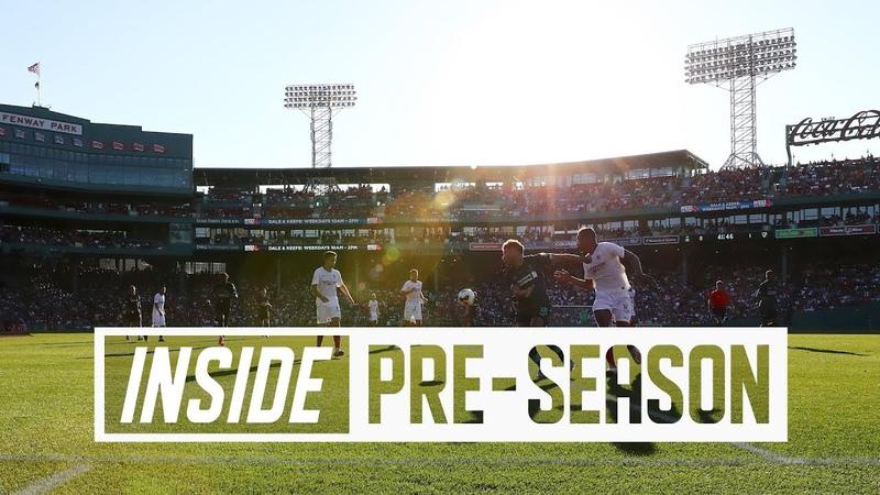 Inside Pre-Season Liverpool 1-2 Sevilla | Behind-the-scenes from the historic Fenway Park in Boston