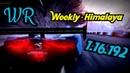World Record 2 Mazda Furai Weekly Competition Himalaya Cliff Hanger 1 16 192 Asphalt 9