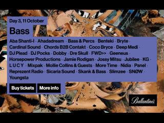 Boiler room festival день второй рэп deep medi