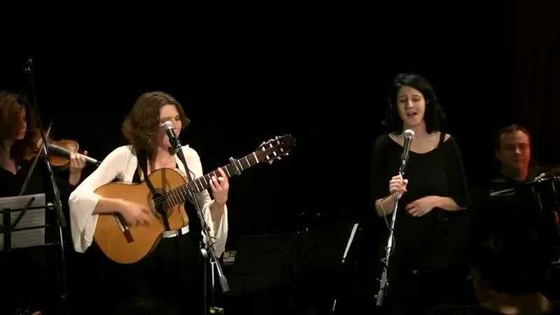 Elena Frolova and Monika Santoro Canzone per te