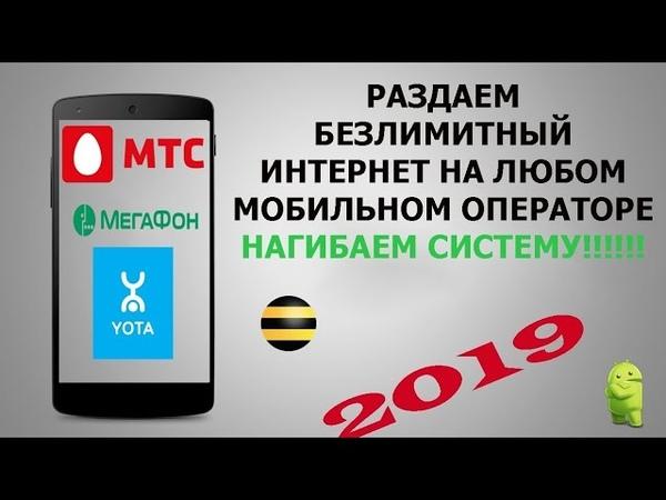 Смена TTL в Windows 10 ( Мтс, Билайн, МегаФон)