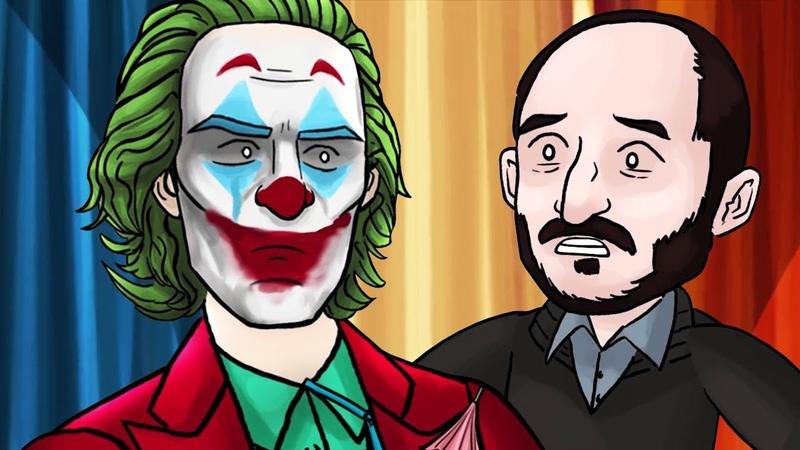 Джокер – Как Должен Был Закончиться (HISHE Анимация)