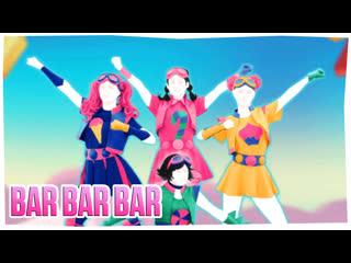 Just Dance East: Bar Bar Bar - Crayon Pop | Just Dance Vitality School (舞力全开:活力派)