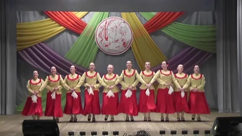 Ансамбль танца Белая река Казачий плетень