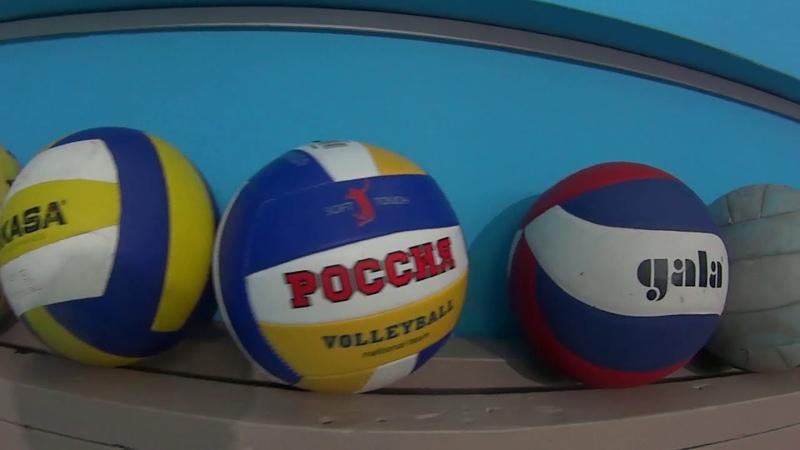 Любительский волейбол Кемерово 28 ноября 2020г