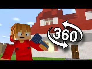 """VS Tord"" Friday Night Funkin 360° (Minecraft Animation)"