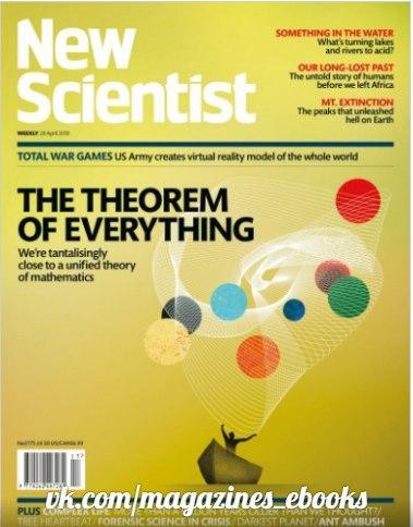 New Scientist -  28 April 2018