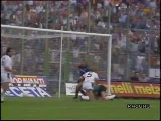 Серия A 1990/91 - обзор 3-го тура