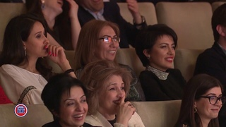 Nataşa Ti Prişol? səhnəsi. Konsert 2018