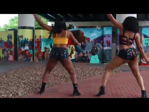 KStylis Ft Lil Ronny MothaF YNG Rell Twerko Mode Challenge