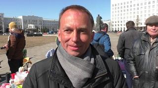 """Архангельская """"бессрочка"""" приглашает власть к диалогу"""