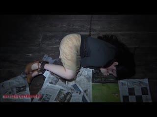 жесткие пытки пленницы Sybil Hawthorne, Claire Adams [BDSM, porno Sex, kinky, hardcore, rough, бдсм, секс, порно, жестко]
