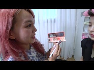 [love korea] Из школьницы в девушку/ Макияж от KyunghaMin/ Реакция папы))