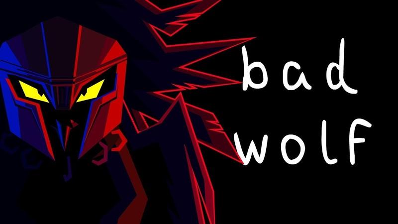 Bad wolf knights of ga'hoole au pmv flashing warning