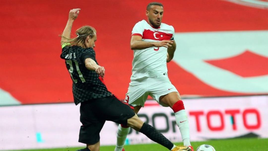 Турция - Хорватия, 3:3