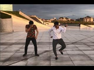 Кайфовая Чеченская Песня Ловзар Рам Бам Бео В Баку 2019 ALISHKA RAMIL ALI (Heyder Aliyev Merkezi)