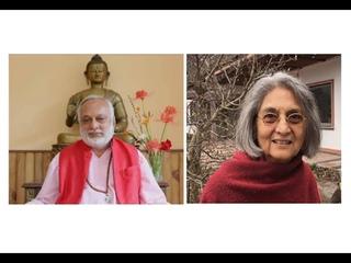 Swami Anand Arun & Ma Anand Sheela