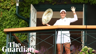 Wimbledon day 12: Barty claims Women's singles title with win over Plisková