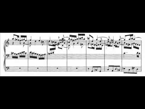 J S Bach BWV 680 Wir glauben all' an einen Gott