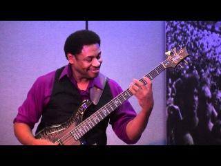 Gary Grainger Private Stock Bass - PRS Guitars NAMM Press Conference 2012