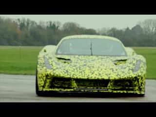 Самый мощный серийный автомобиль в мире - Lotus Evija