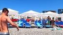🔥Лазаревское 2020- Пляж Взморье\ пляж Багратион \Речка\ Сочи 3 Июля 2020