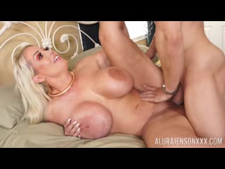 Alura Jenson - In Fucked By Super Hunk