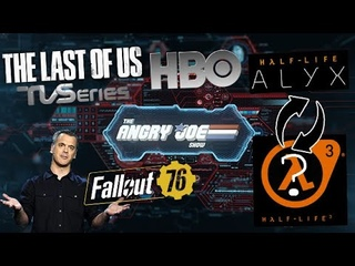 AJS News - The Last of Us HBO Series, HALF-LIFE 3 after Alyx?, Bethesda Slams Fallout 76 Critics!