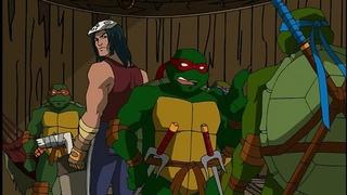 Черепашки Ниндзя 2 сезон 15 серия / Teenage Mutant Ninja Turtles (2003) Flarrow Films (Русская озвучка)