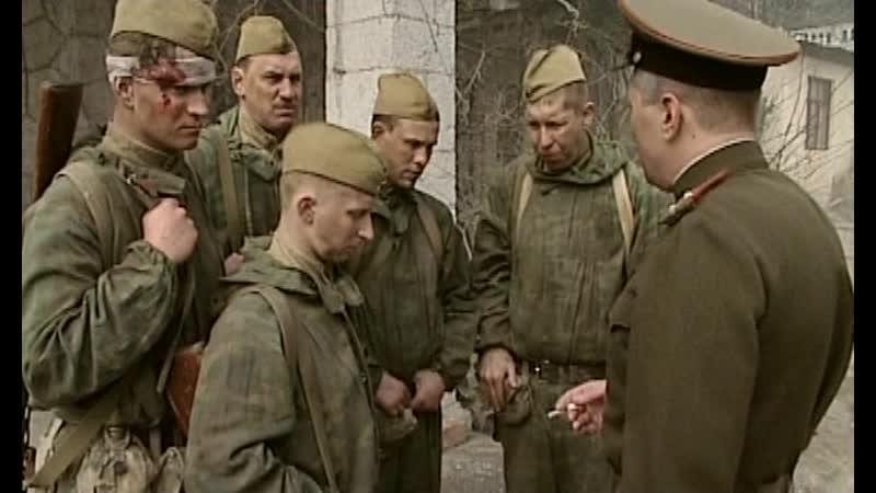 Под ливнем пуль 1 серия Ceкpeтнoe opyжиe 2006