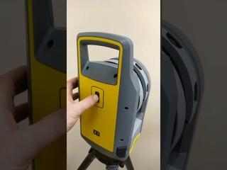 Краткий обзор лазерного сканера Trimble X7