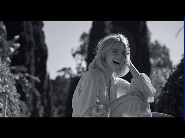 Chloé Rose Tangerine Eau de Toilette with Lucy Boynton