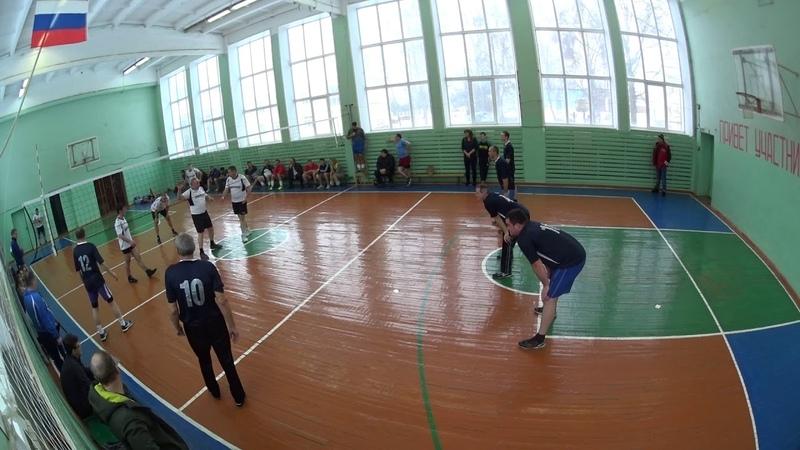 Сосково vs Дмитровск Волейбол Дмитровск 2017 12 23