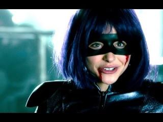 Kick-Ass 2 - Hit Girl vs. Mother Russia Red Band Featurette (HD) Chloe Moretz