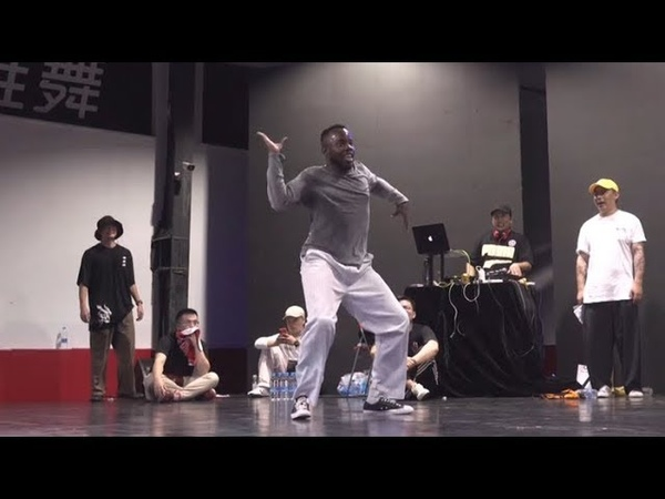 Prince vs Bibi - Dance Vision vol.7 Popping best 16