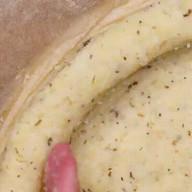 id_51181 Пирог на картофельной основе 🍴  Автор: Tasty  #gif@bon