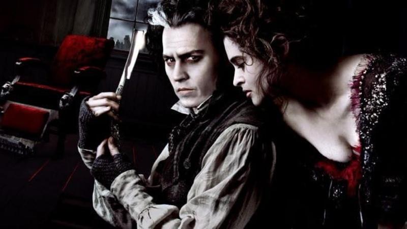 Суини Тодд демон парикмахер с Флит стри Перевод LostFilm