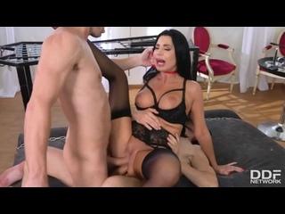 Ania Kinski - BDSM Fantasy Cum True [All Sex, Hardcore, Blowjob, Anal, Double, Lingerie]