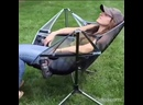Складное кресло - качалка