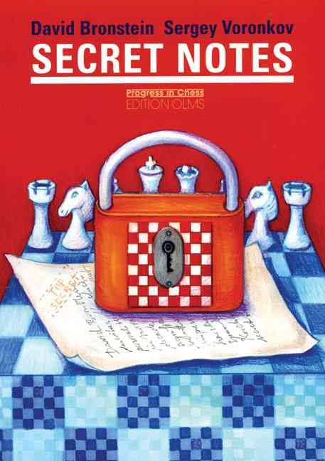 David Bronstein & Sergey Voronkov: Secret Notes PDF LkgBksch20A