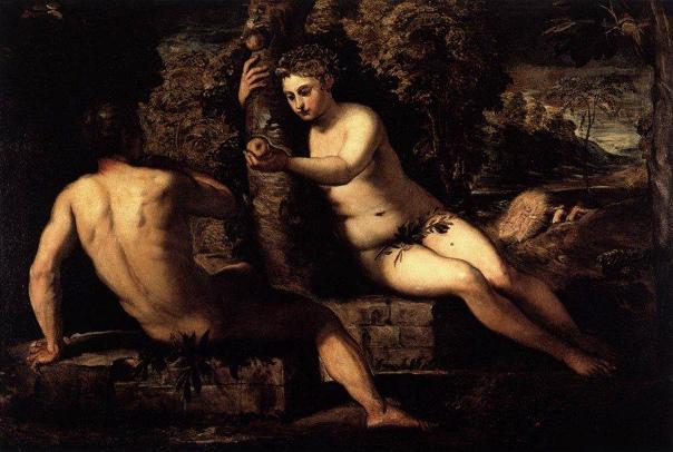 Когда Бог решил наказать мужчину, он вытащил из него ребро и клонировал женщину. На этом он успокоился и сказал:А душу из него она теперь и сама