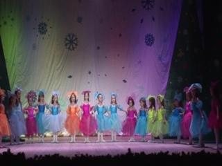 """Балетная студия """"Авантаж"""" -  Куколки"""
