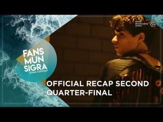 FANS MUN SIGRA SONG CONTEST, SEASON 12, Denmark, Aalborg. Quarter-Final 2