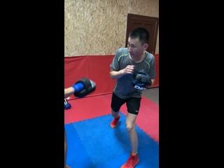 """Видео от Школа Кикбоксинга """"PUNCH"""" в УланУдэ"""