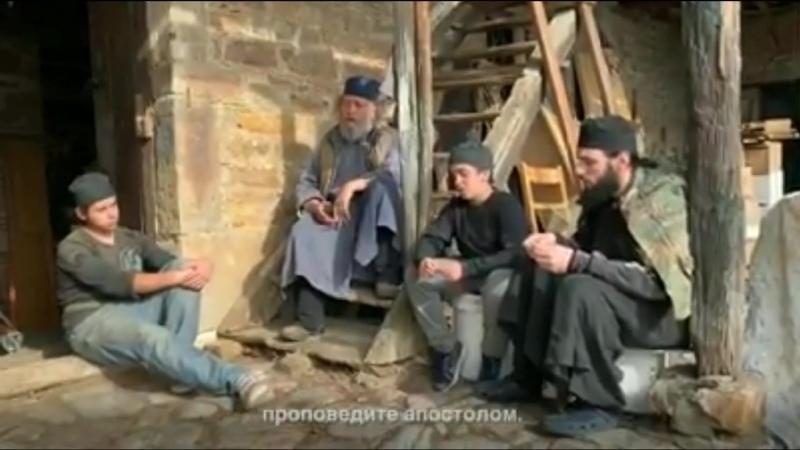 Афон Дохиар Стихиры Пасхи Oleksandr Plyska