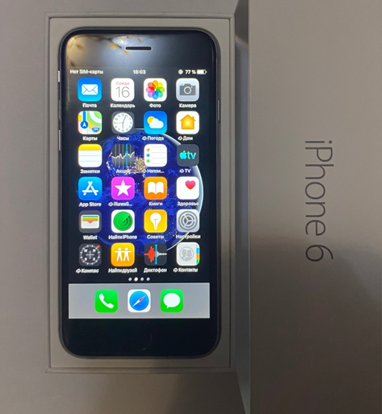 Apple iPhone 6 32 ГБ