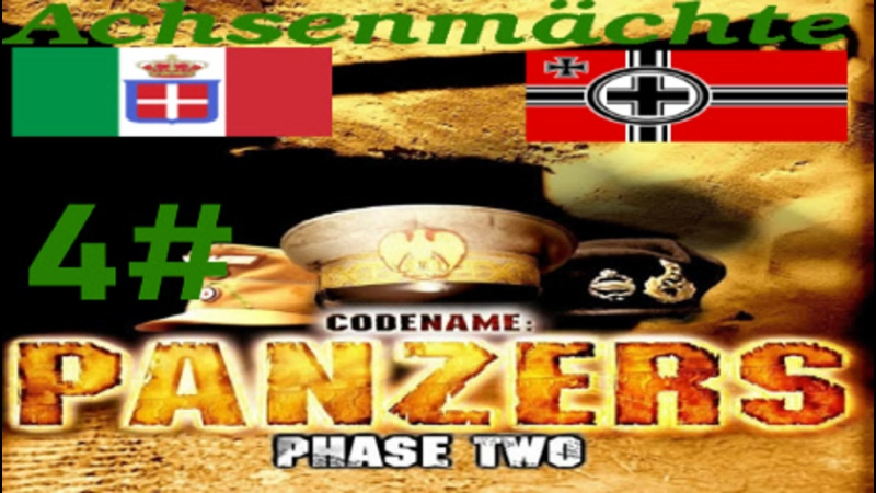 Codename Panzers Phase Two Operation Battleaxe 4